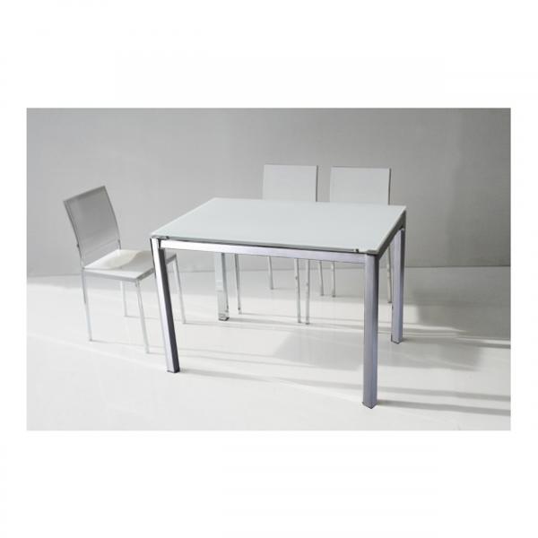 Occasione tavoli da casa piano vetro allungabili prezzi for Tavoli da pranzo prezzi
