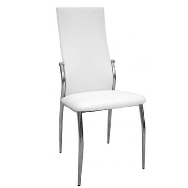 Sedia ecopelle sedie ristorante sedie bar sedia imilabile for Sedia design usata