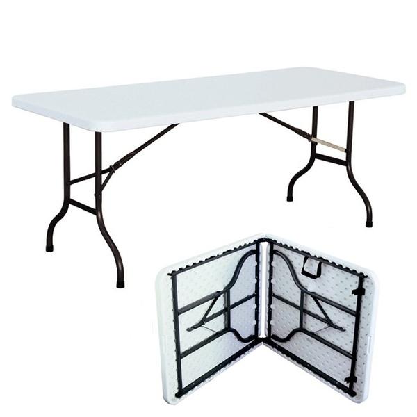 Vendita tavolini catering tavoli pieghevoli prezzi in - Tavoli da giardino pieghevoli ...
