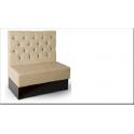 MELINDA - Divanetto Contract per locali (rivestimento, colori e dimensioni personalizzabili)
