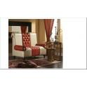 ORIENT  - Divanetto Contract per locali (rivestimento, colori e dimensioni personalizzabili)
