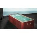 Mini piscina idromassaggio e nuoto contro corrente rettangolare BL-823