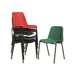 sedie da esterno,sedia colorata,sedie impilabili ristorante bar occasione,sedie ufficio ...