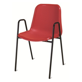 sedie con braccioli da esterno,sedia colorata,sedie impilabili ...