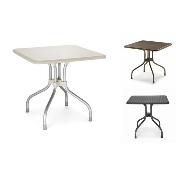 ... rattan,tavoli bar,ristorante quadrati,tavoli esterno occasione scab