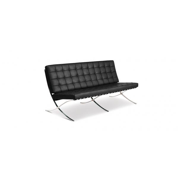 Divani barcellona design di mies van der rohe divanetti le for Tavoli ufficio economici