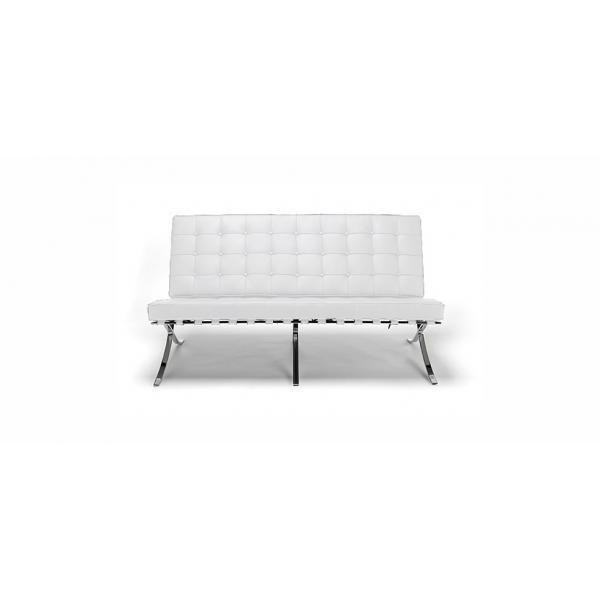 Divani barcellona design di mies van der rohe divanetti le for Poltrone le corbusier