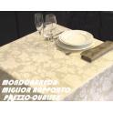 ARABESQUE - tovaglia in raso di poliestere Jacquard hotel, ristorante, catering, bar