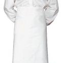 Banconiere Grembiule bianco puro cotone pizzeria, ristorante, bar, bistrot, hotel