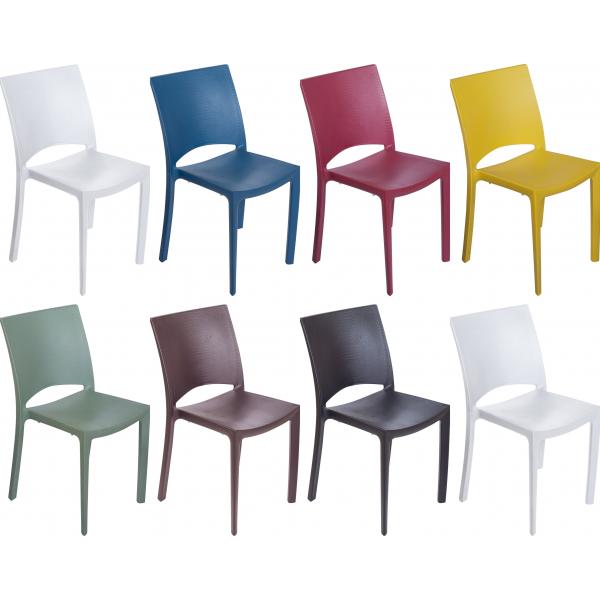 vendita sedie contract,sedie bar polipropilene,sedie impilabili ...