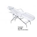 Lettino professionale pieghevole LF-722  pulizia viso, ceretta, massaggio centro estetico