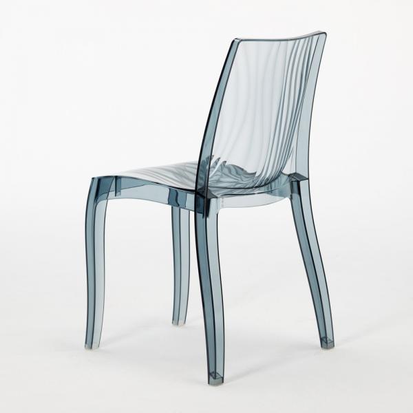 vendita sedia policarbonato,sedie DUNE impilabili da esterno,sedie colorate da bar,occasione ...