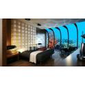 Arredo camera d'albergo, hotel personalizzata