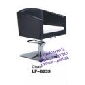 Sedia poltrona parrucchiere professionale mod.8939 SP, alzabile salone parrucchiere