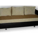 Verona - Divano letto in ecopelle tessuto personalizzabile per casa, albergo, hotel, B&B