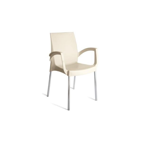 Poltrona esterno economica sedie con braccioli colorate for Poltrona design economica