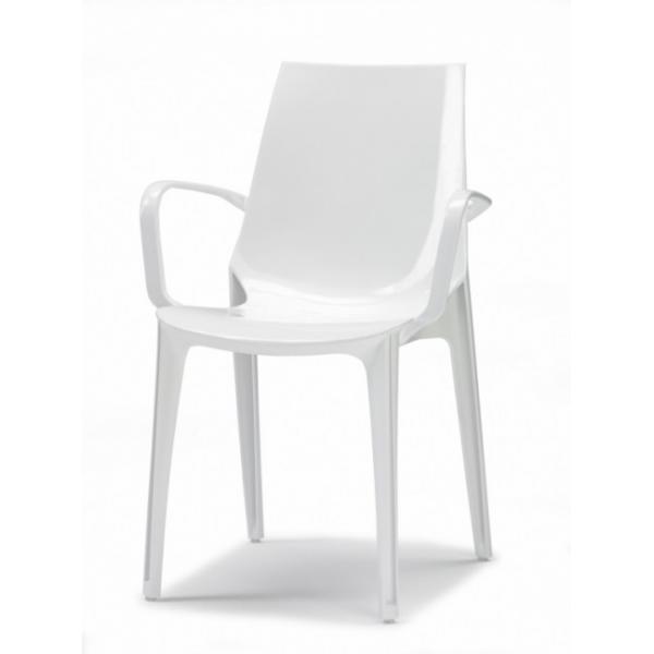 vendita sedia policarbonato,sedie VANITY con braccioli impilabili da esterno,sedie colorate da ...