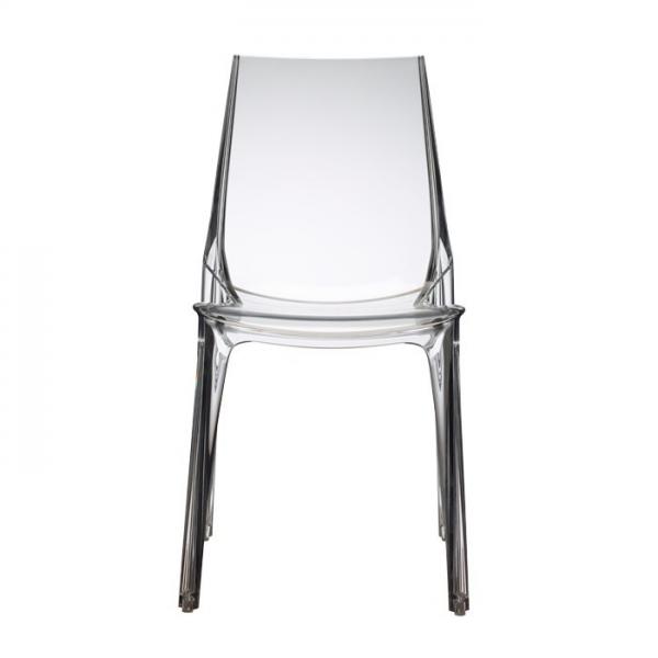 vendita sedia policarbonato,sedie VANITY impilabili da esterno ...