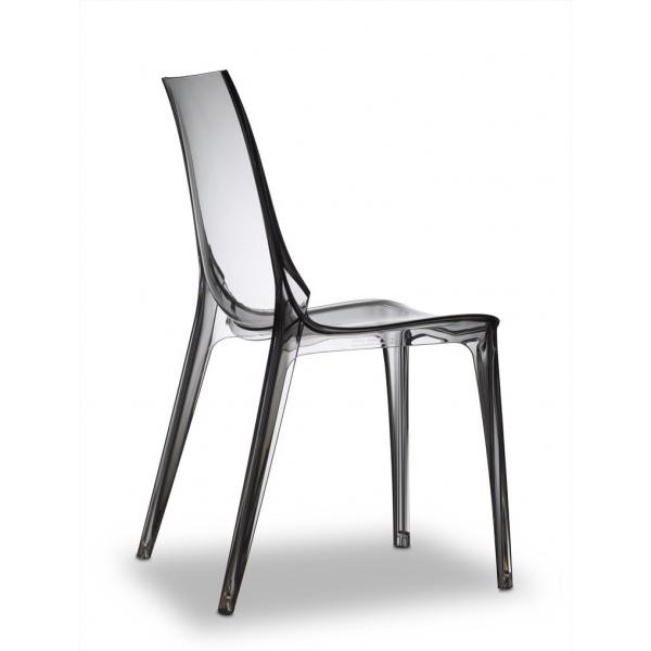 Vendita sedia policarbonato sedie vanity impilabili da for Sedie in policarbonato trasparente