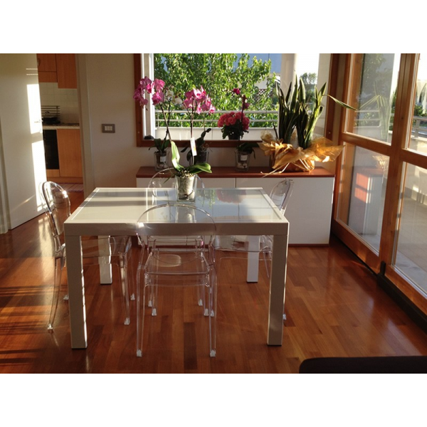Vendita sedia policarbonato sedie igloo chair impilabili for Sedie policarbonato economiche