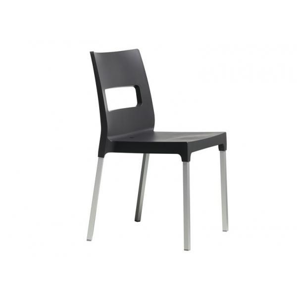 Sedia esterno economica sedie colorate per bar sedie for Sgabelli impilabili