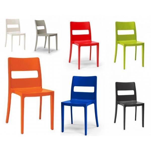 Sedie Per Soggiorno Prezzi. Simple Sedie Rosse Trasparenti Di Design ...