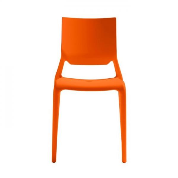 Sedie per alberghi bar casa arredamento locali contract for Sedie arancioni
