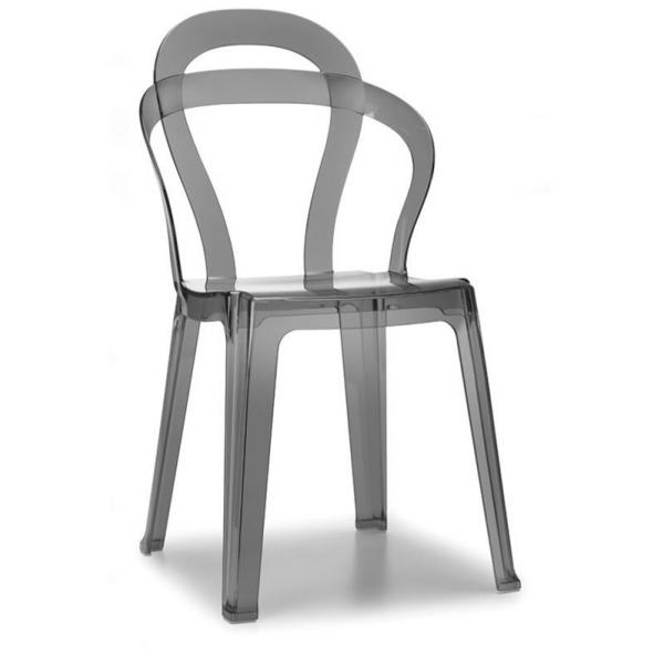 vendita sedia policarbonato,sedie TITì impilabili da esterno,sedie colorate da bar,occasione ...