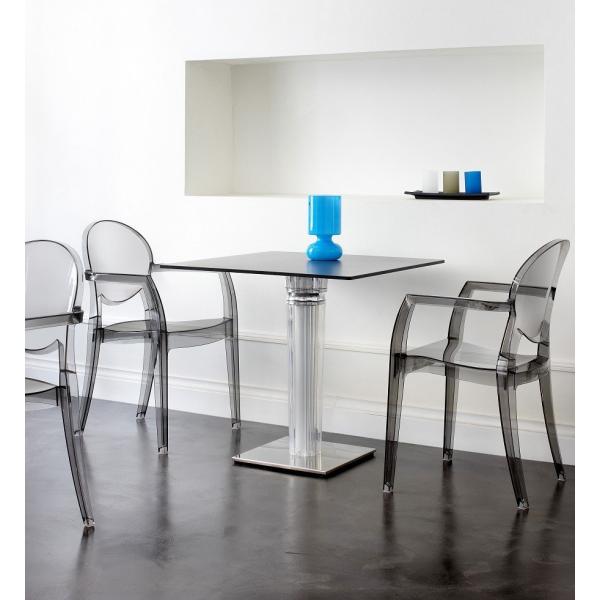 Vendita sedia policarbonato sedie igloo con braccioli for Sedie scab vendita online