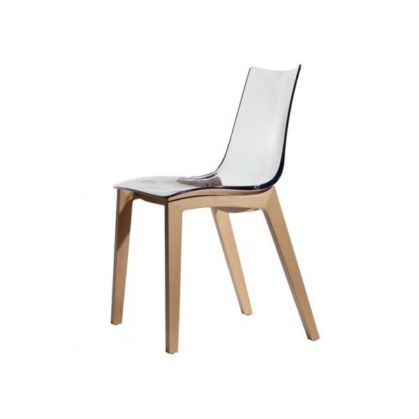 Vendita sedia policarbonato faggio sedie legno for Sedie scab vendita online