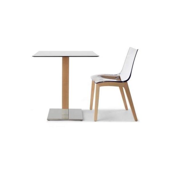 Vendita sedia policarbonato faggio sedie legno for Sedie e tavoli design