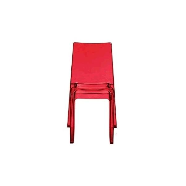 Vendita sedia policarbonato sedie impilabili da esterno for Sedie da esterno