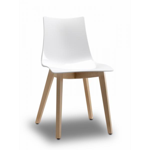 Vendita sedia policarbonato faggio sedie legno for Sedie moderne design