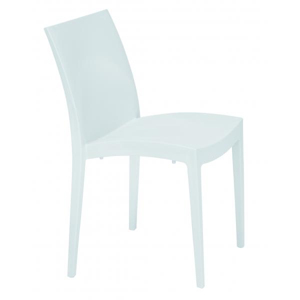 Sedia venice bar sedie polipropilene esterno sedie for Sedie per esterno