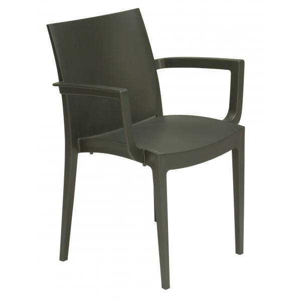 Sedia venice contract bar sedie polipropilene colorate for Sedie per esterno