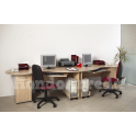 Elaghia - Scrivania  ufficio due posti