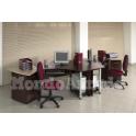 Satida 1 - Scrivania ufficio due posti