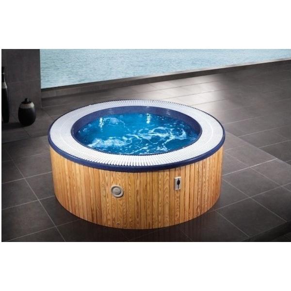 Mini piscina idromassaggio bl 818 espanamueble for Mini piscina