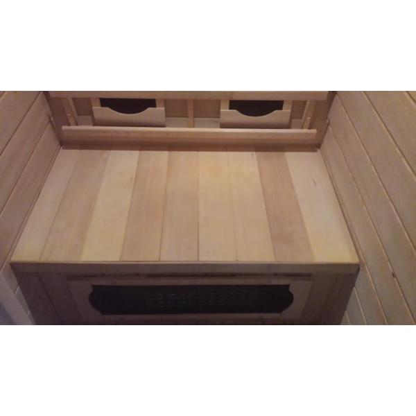 Sauna infrarossi 2 posti - EspanaMueble