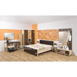 Bahami arredo camera d 39 albergo matrimoniale espanamueble for Arredo camere albergo