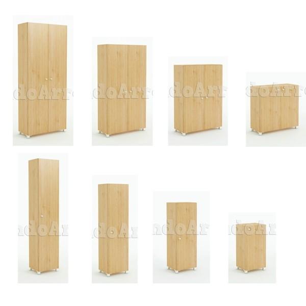 Armadi ufficio con ante in legno - EspanaMueble