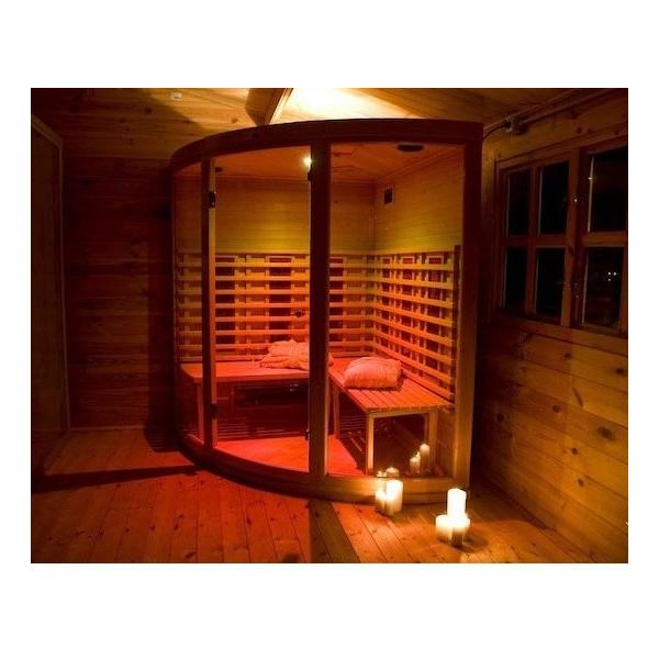Sauna infrarossi bl with saune prezzi - Prezzi sauna per casa ...