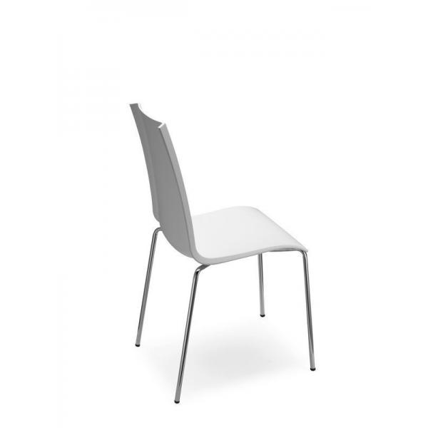 Mannequin sedia impilabile in polipropilene scab design - Sedia polipropilene impilabile ...