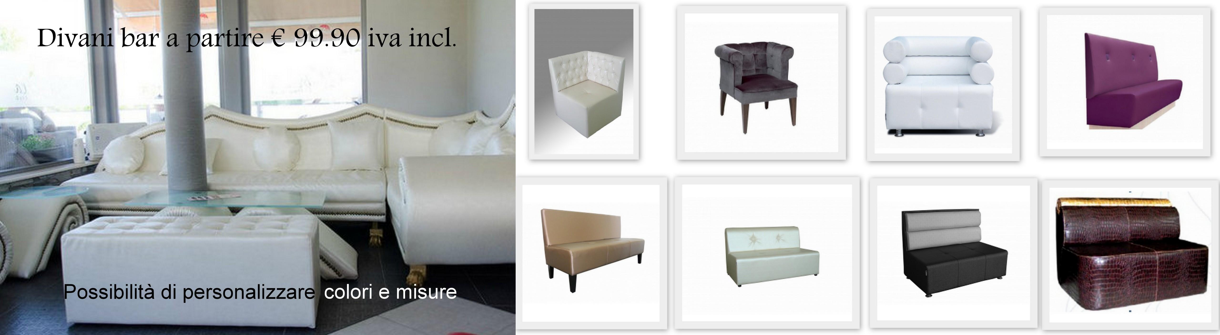 Arredi arredo locali contract sedie tavoli sgabelli divani prezzi ...