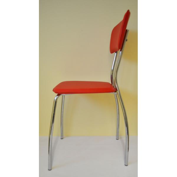 sedia ecopelle,sedie ristorante,sedie bar,sedia imilabile metallo ...