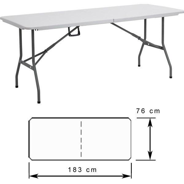 Vendita tavolini catering tavoli pieghevoli prezzi in - Piani tavolo leroy merlin ...