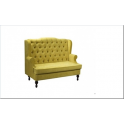 IRINA - Divanetto Contract per locali (rivestimento, colori e dimensioni personalizzabili)