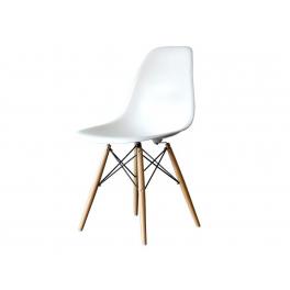sedie poltrone Dsw gambe in legno,poltrone DAW ROSSO,SEDIE DESIGN ...