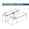 BANCO BAR START UP LP 3000: L 1000 PANORAMA + L 2000 Pronta consegna