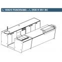 BANCO BAR START UP LP 3500: L 1000 PANORAMA + L 2500 Pronta consegna